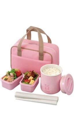 Tiger Ladies`s Lunch Box